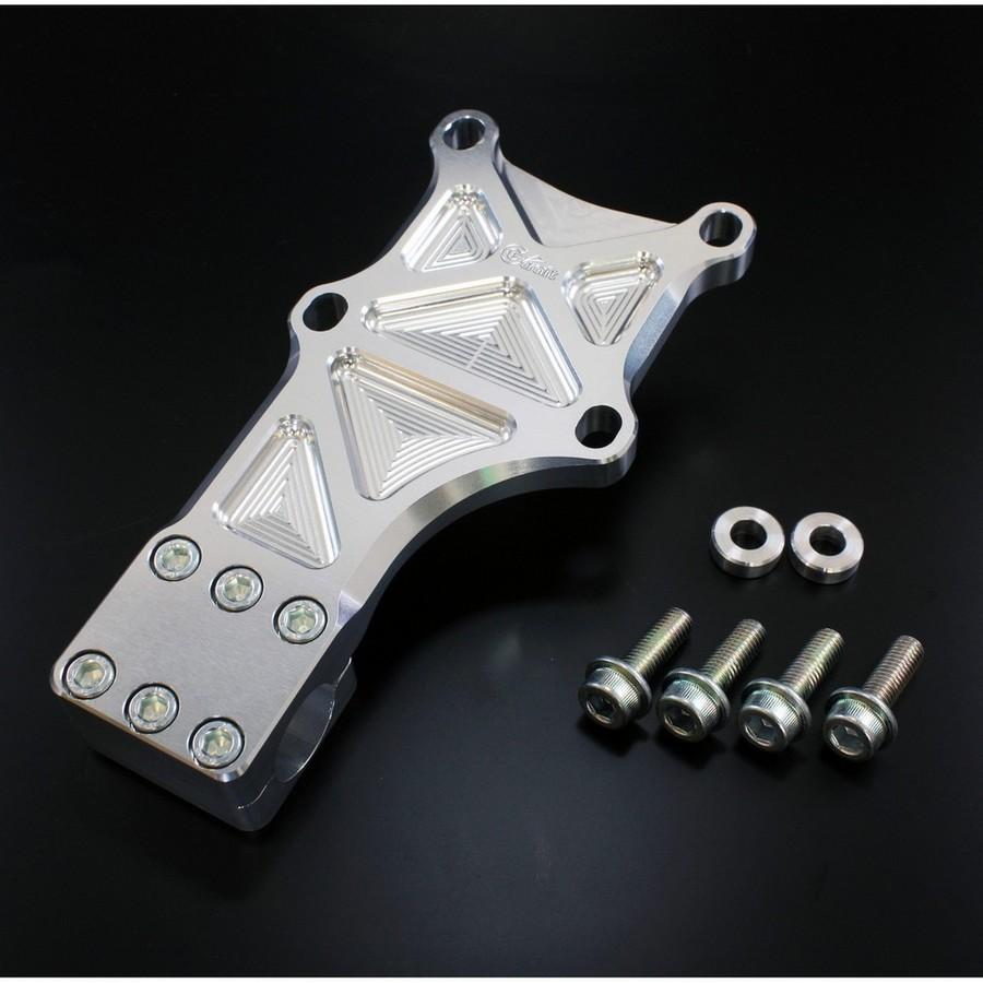【在庫あり】G-Craft Gクラフト エンジン補強プレート グロム