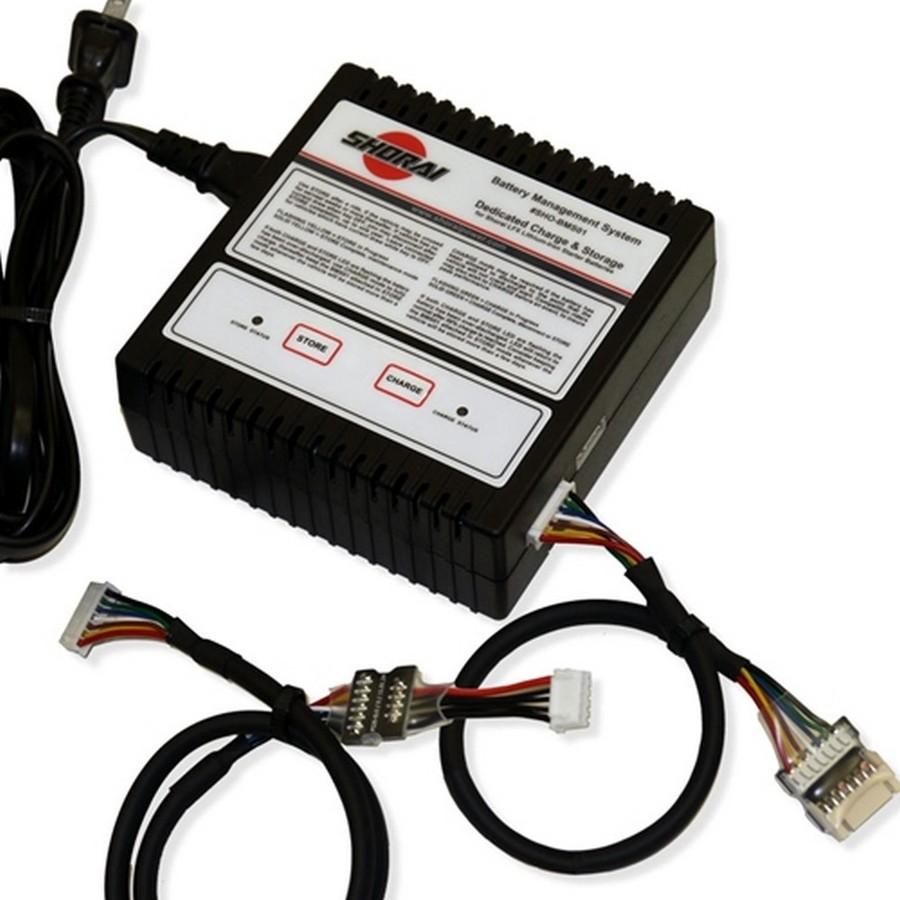 【在庫あり】SHORAI Battery ショーライバッテリー 充電器 バッテリーチャージャー/テンダー (日本専用モデル)