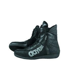 【送料無料】フットウェア Daytona Boots デイトナブーツ 20249338  Daytona Boots デイトナブーツ オンロードブーツ DAYTONA AC DRY GTX BLACK GORE-TEX サイズ:38