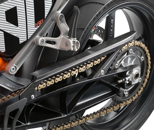 KTM POWER PARTS KTMパワーパーツ カーボンチェーンガード