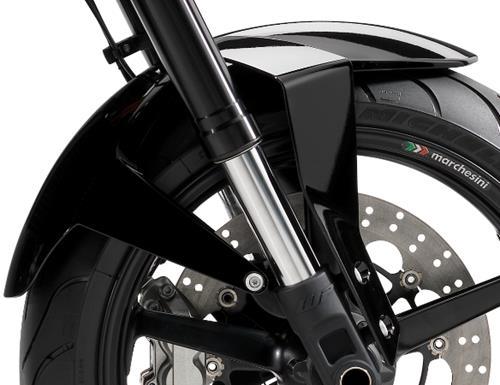 KTM POWER PARTS KTMパワーパーツ フロントフェンダー カラー:ブラック