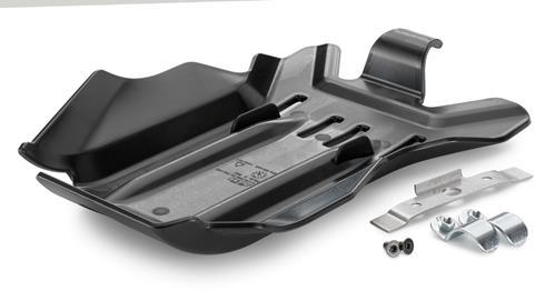 KTM POWER PARTS KTMパワーパーツ ガード・スライダー クイックファスナー付 強化プラスチック製スキッドプレート 250EXC 250EXC SIXDAYS 250SX 250XC 250XC-W 300XC 300XC-W
