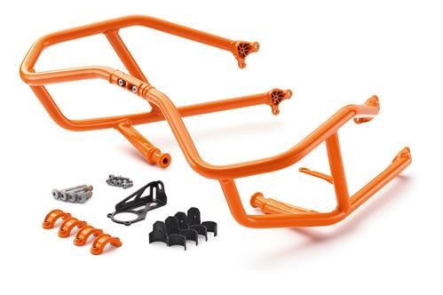 KTM POWER PARTS KTMパワーパーツ ガード・スライダー Crash bar set [クラッシュバーセット]