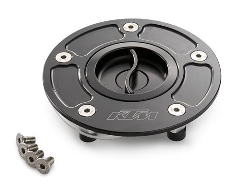 KTM POWER PARTS KTMパワーパーツ RACING FUEL CAP [レーシングフューエルキャップ]