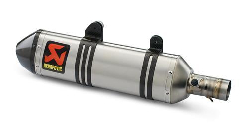 KTM POWER PARTS KTMパワーパーツ スリップオンマフラー ファクトリーサイレンサー