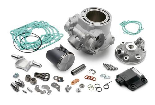 KTM POWER PARTS KTMパワーパーツ ボアアップキット・シリンダー 250EXC→300EXC ボアアップキット