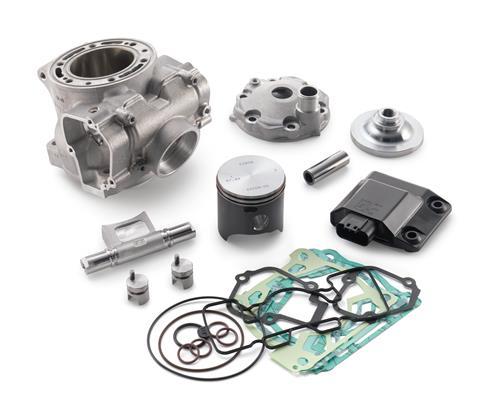 KTM POWER PARTS KTMパワーパーツ ボアアップキット・シリンダー 125SX→150SX ボアアップキット 125 SX 2016-2018 125 XC-W 2018