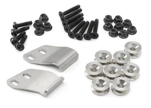 KTM POWER PARTS KTMパワーパーツ Adapter kit aluminium case [ケース取付アダプター]
