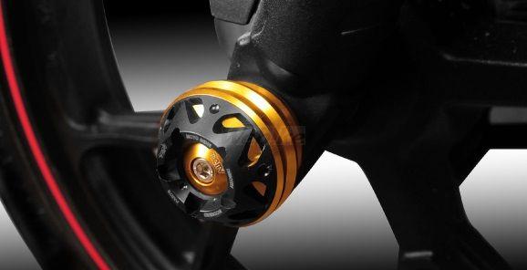 Dimotiv ディモーティヴ 3Dフロントアクスルスライダー(Front Axle Slider-3D) T2 250 T3 14-16