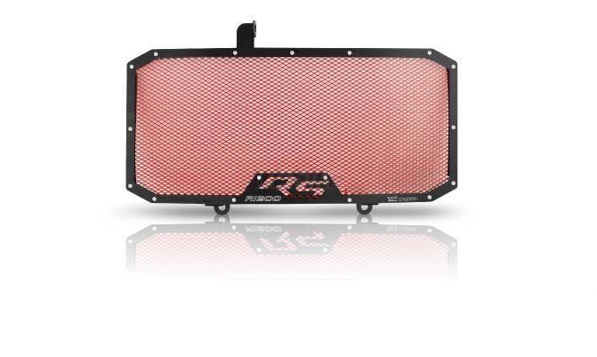 Dimotiv ディモーティヴ コアガード ラジエータープロテクタースタンダード(Radiator Protector - Standard) カラー:レッド R1200 R (K53) 15-16 R1200 RS (K54) 15-16