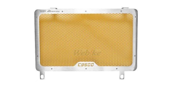 Dimotiv ディモーティヴ コアガード ラジエータープロテクタースタンダード ネットカラー:カラー:オレンジ CB500F CB500X