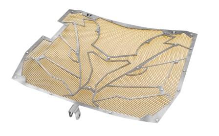 【ポイント5倍開催中!!】Dimotiv ディモーティヴ コアガード ラジエータープロテクタースペシャル(Radiator Protector - Special) ネットカラー:カラー:オレンジ ZX-10R