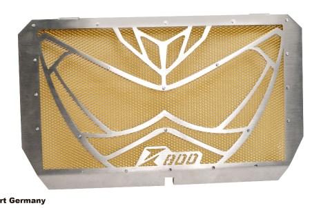 Dimotiv ディモーティヴ コアガード ラジエータープロテクタースペシャル(Radiator Protector - Special) ネットカラー:カラー:オレンジ Z800