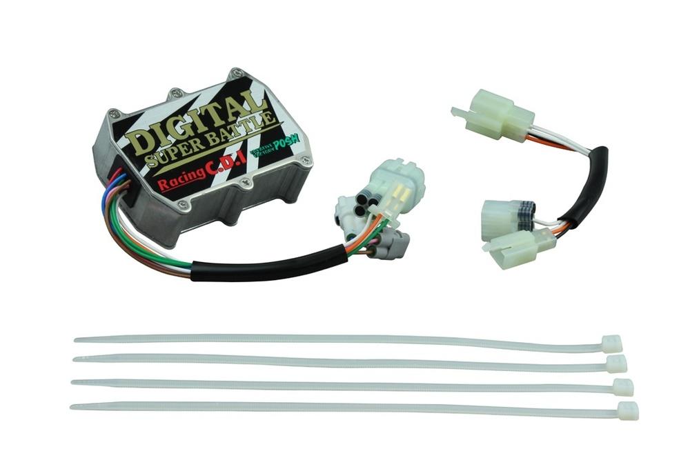 【在庫あり】【イベント開催中!】 CF POSH CF ポッシュ CDI・リミッターカット関連 デジタルスーパーバトル RZ50 TZM50 TZR50