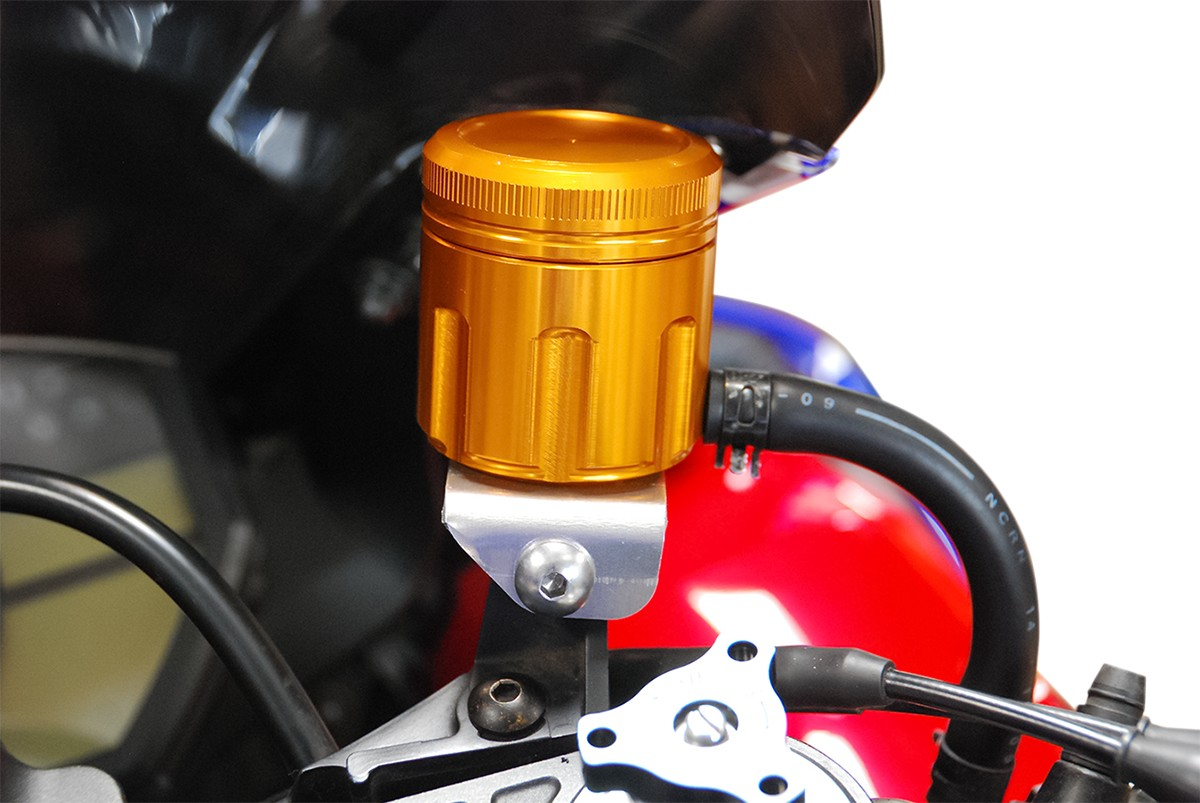 POWERSTANDS RACING パワースタンズレーシング その他ブレーキパーツ BRAKE RESERVOIR CUP GLD [1731-0393]
