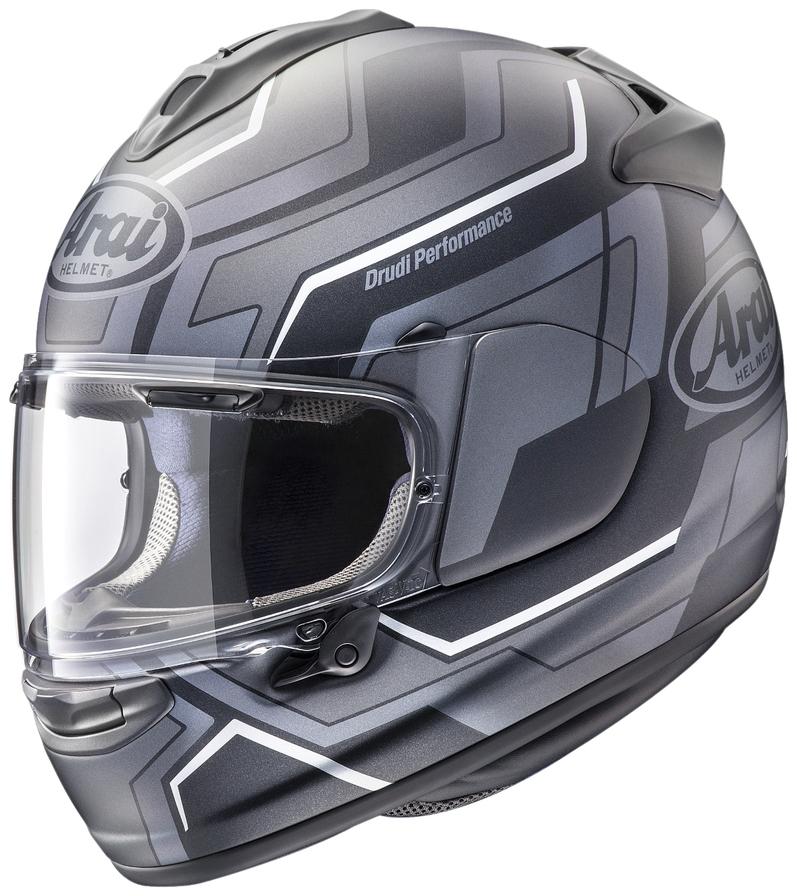 Arai アライ フルフェイスヘルメット VECTOR-X PLACE BLACK [ベクターX プレイス 黒 (つや消し)] ヘルメット サイズ:S(55-56cm)
