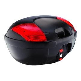 車体用バッグ・ケース K-MAX ケーマックス K12-50L-2  K-MAX ケーマックス トップケース・テールボックス K12 50L リアボックス ワーニングランプ付き