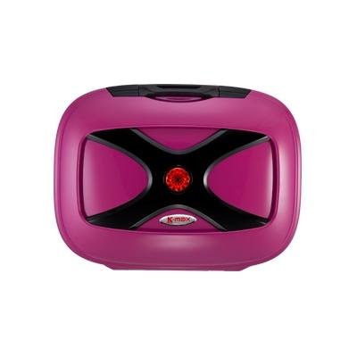 K-MAX ケーマックス トップケース・テールボックス K18 12L リアボックス ワーニングランプなし カラー:パープル