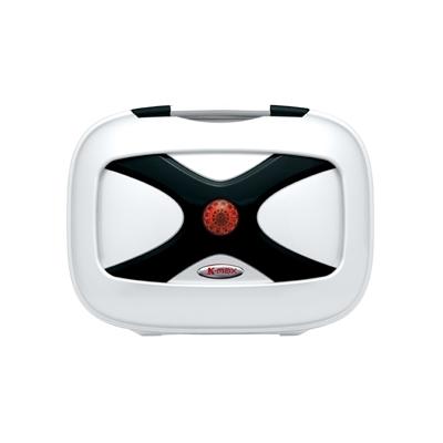K-MAX ケーマックス トップケース・テールボックス K18 12L リアボックス ワーニングランプなし カラー:ホワイト