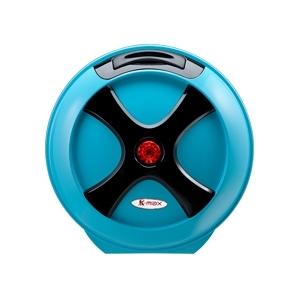 【ポイント5倍開催中!!】K-MAX ケーマックス トップケース・テールボックス K19 9L リアボックス ワーニングランプなし カラー:ブルー