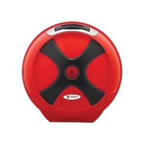 K-MAX ケーマックス トップケース・テールボックス K19 9L リアボックス ワーニングランプ付き カラー:レッド