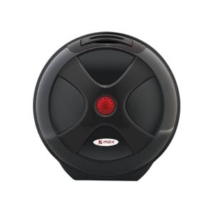 K-MAX ケーマックス トップケース・テールボックス K19 9L リアボックス ワーニングランプ付き カラー:ブラック