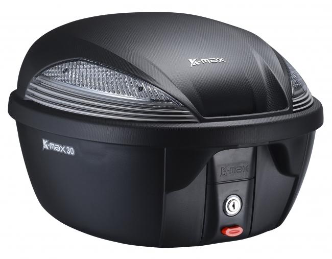 K-MAX ケーマックス トップケース・テールボックス K25 30L リアボックス ワーニングランプなし