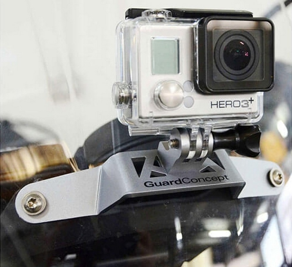 Wunderlich ワンダーリッヒ アクションカメラホルダー F800GS F800GS F800GS