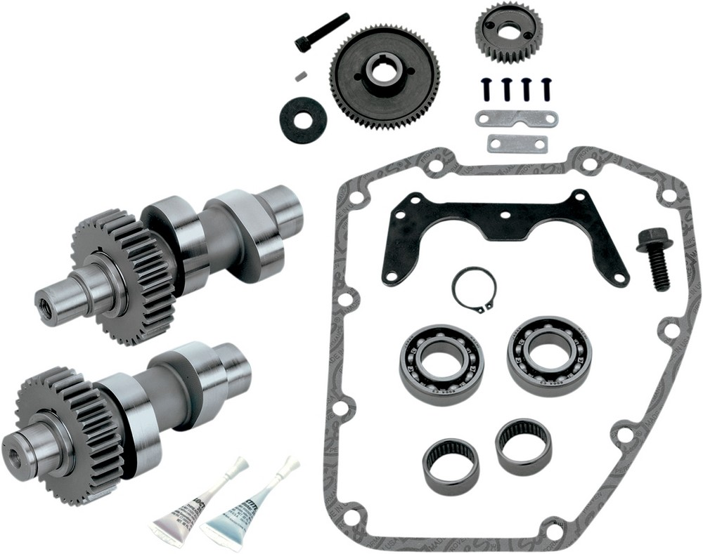 S&S CYCLE エスアンドエス サイクル カムシャフトギヤ 583 1999-06用 【CAMS 583GEAR 99-06 [0925-0744]】