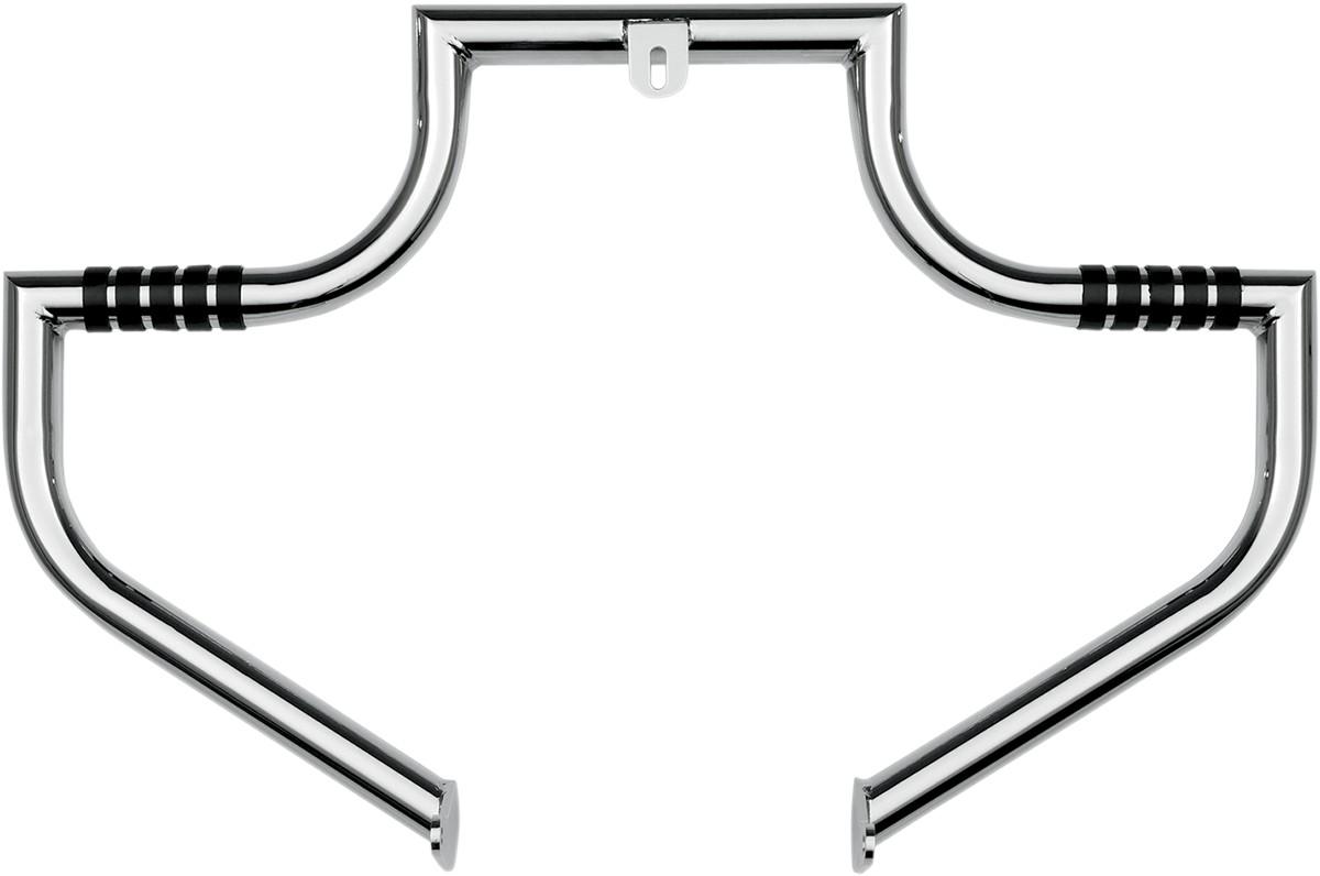 LINDBY リンビー ガード・スライダー MAGNUMBAR 97-17 FLHT CHR [0505-1282]