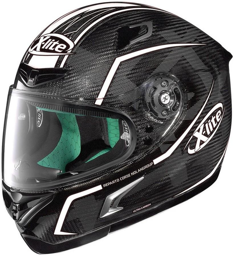 NOLAN ノーラン フルフェイスヘルメット X-LITE X-802RR ウルトラカーボン マーケトリー サイズ:S(55-56cm)