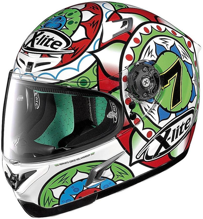 NOLAN ノーラン フルフェイスヘルメット X-LITE X-802RR ウルトラカーボン デイビスイモラ サイズ:M(57-58cm)