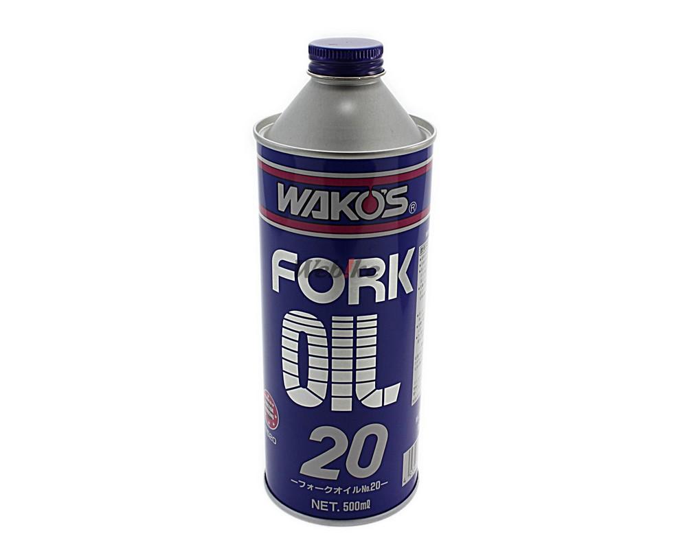 WAKOSワコーズ 爆安プライス サスペンションオイルフォークオイル FK-20 WAKOS フォークオイル20 品質検査済 ワコーズ