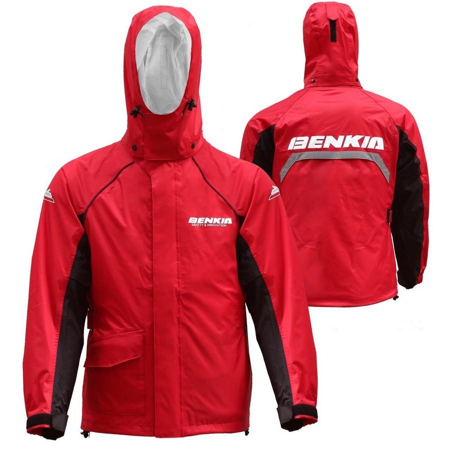 BENKIA ベンキア レインウェア HDF-RC27 レインスーツ サイズ:M