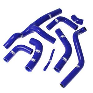SAMCO SPORT サムコスポーツ ラジエーター関連部品 クーラントホース(ラジエーターホース) カラー:ブレイズ (限定色) ST4 S 2001-2005