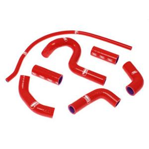 SAMCO SPORT サムコスポーツ ラジエーター関連部品 クーラントホース(ラジエーターホース) カラー:アーバンカモ (限定色) 749 S 2003-2007 999 S 2003-2004