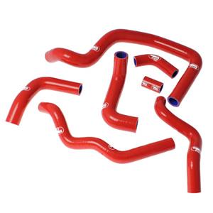 SAMCO SPORT サムコスポーツ ラジエーター関連部品 クーラントホース(ラジエーターホース) カラー:アイスホワイト (限定色) CB 400 REVO INJECTION 2008-2017