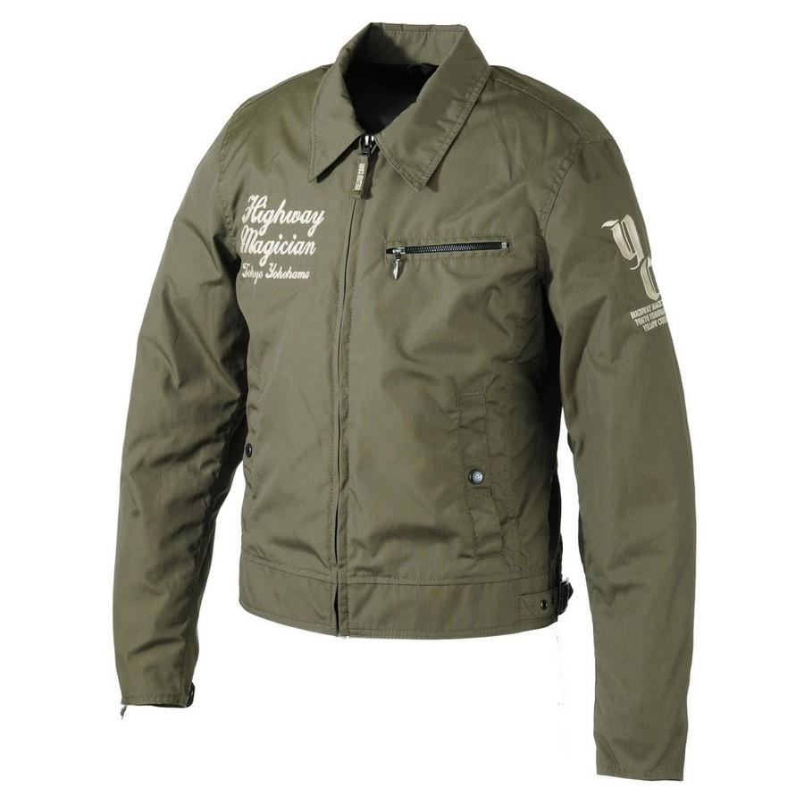 BB-6312 サイズ:3L YeLLOW CORN イエローコーン ウィンタージャケット ナイロンジャケット