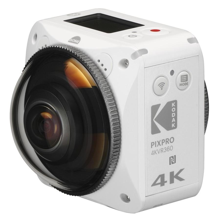 ポイント10倍! コダック アクションカメラ KODAK PIXPRO 4KVR360
