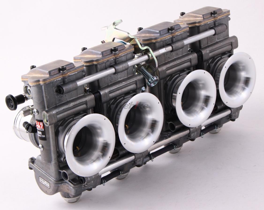 YOSHIMURA ヨシムラ MIKUNI TMR28キャブレター タイプ:ファンネル仕様 CB400FOUR(水冷)