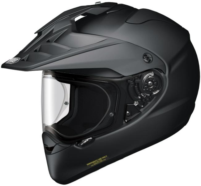 SHOEI ショウエイ オフロードヘルメット HORNET-ADV [ホーネット-エーディーヴイ マットブラック] ヘルメット サイズ:XL (61cm)