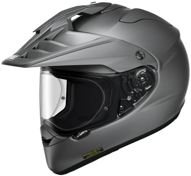 【在庫あり】【イベント開催中!】 SHOEI ショウエイ オフロードヘルメット HORNET-ADV [ホーネット-エーディーヴイ マットディープグレー] ヘルメット サイズ:L (59cm)