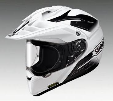 【イベント開催中!】 SHOEI ショウエイ オフロードヘルメット HORNET-ADV SEEKER [ホーネット-エーディーヴイ シーカー TC-6 WHITE/BLACK] ヘルメット サイズ:L (59cm)