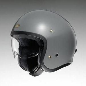 【在庫あり】【イベント開催中!】 SHOEI ショウエイ ジェットヘルメット J・O [ジェイ・オー ラットグレー] ヘルメット サイズ:S