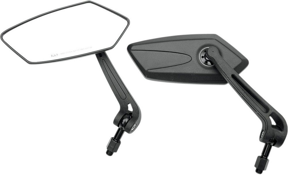 K&S TECHNOLOGIES ケイアンドエステクノロジーズ ミラー類 ミラー GT スタイル【MIRROR GT STYLE [0640-0482]】