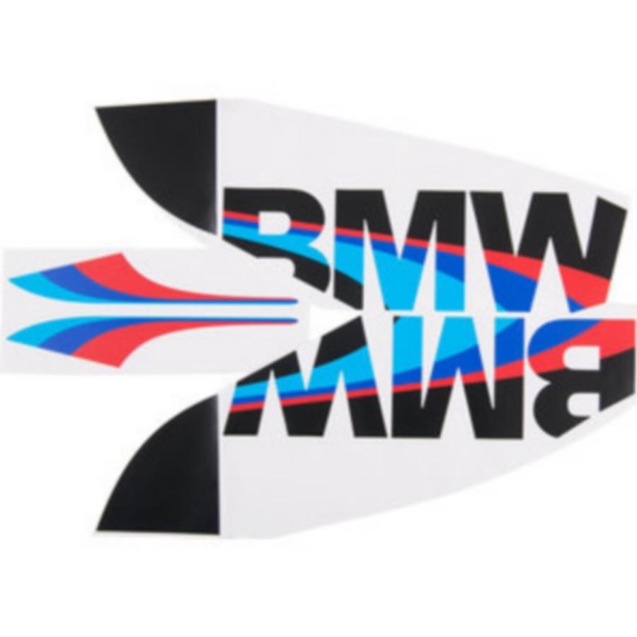 Boxer-Design ボクサーデザイン BMW MOTORSPORT STICKER FOR TANK&RADIATOR COVER R 1200 GS LC