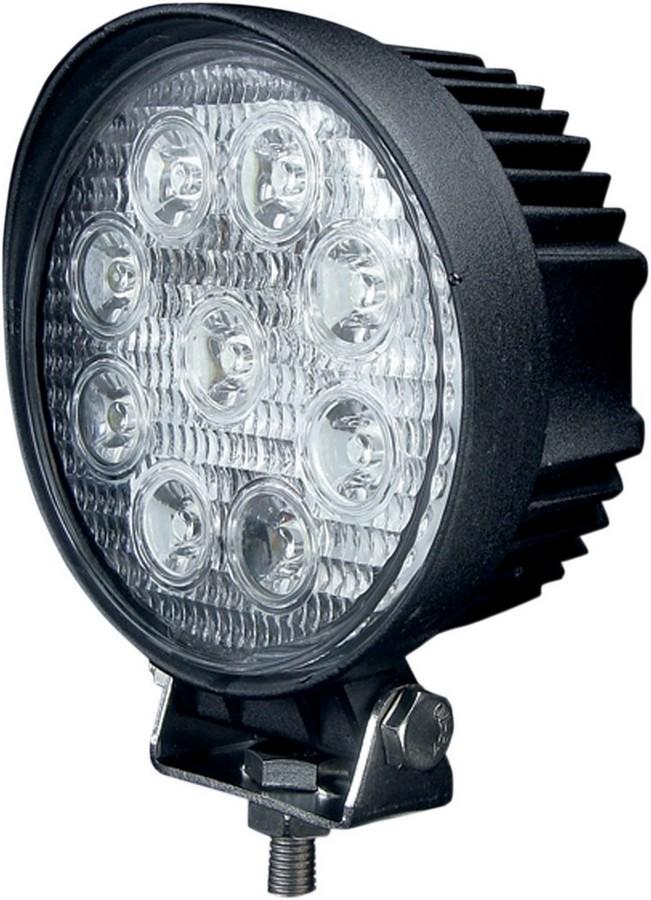 "BRITE-LITES ブライトライツ トレーラーランプ LED SPOT 4"" ラウンド 【LIGHT LED SPOT 4""ROUND [2001-0706]】"
