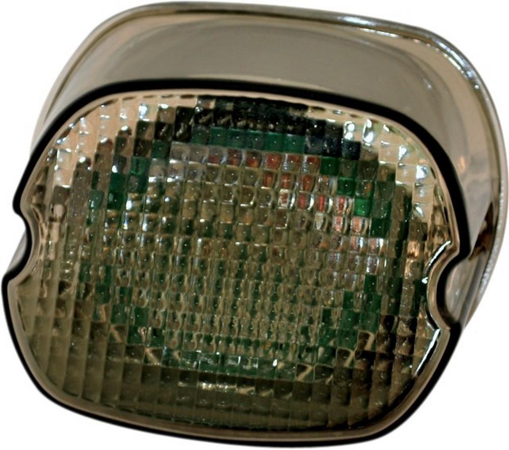 CUSTOM ダイナMICS カスタムダイナミックス テールランプ LED スモークD 【TAILLIGHT LED SMOKED [2010-0756]】