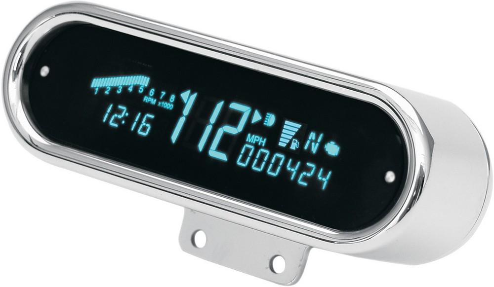 DAKOTA DIGITAL ダコタデジタル スピードメーター/タコメーター 7400 CLSC. 【SPEEDO/TACH 7400 CLSC. [2210-0068]】