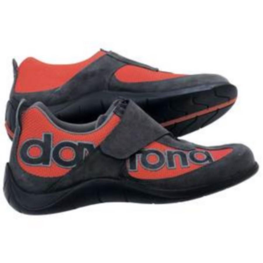 Daytona Boots デイトナブーツ DAYTONA MOTO FUN ANTHRACITE/RED